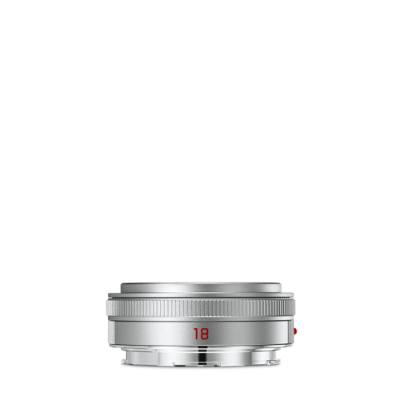 ELMARIT-TL 18mm f2.8 ASPH. Silver anodized finish