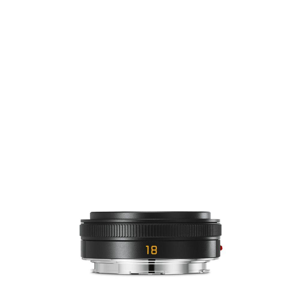 ELMARIT-TL 18mm f2.8 ASPH. Black anodized finish