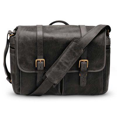 ONA Bag, Brixton for Leica Leather Dark Truffle