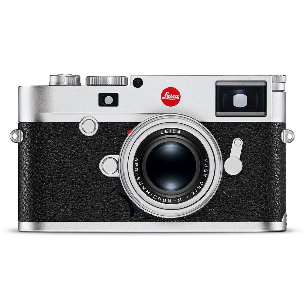 Leica M10-R Silver Body