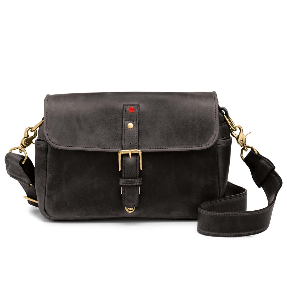 ONA Bag, Bowery for Leica Leather Dark Truffle