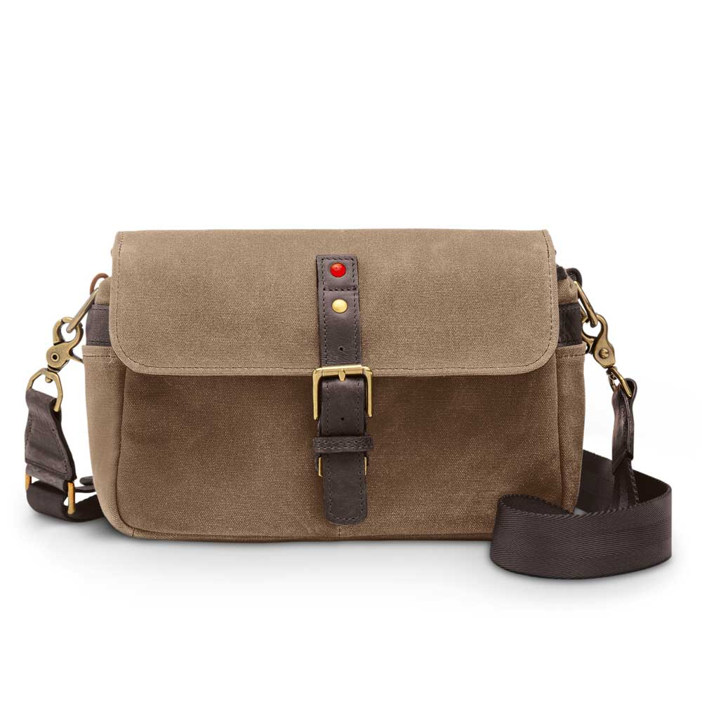 ONA Bag, Bowery for Leica Canvas Field Tan