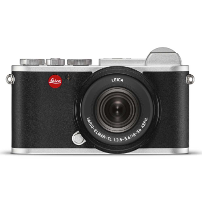 LEICA CL Silver Vario Bundle 18-56mm