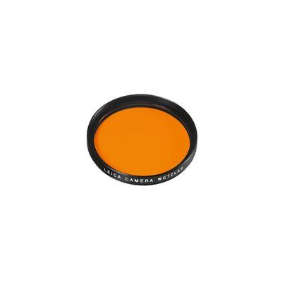 Leica Filter Orange E49 black