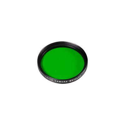 Leica Filter Green E49 black