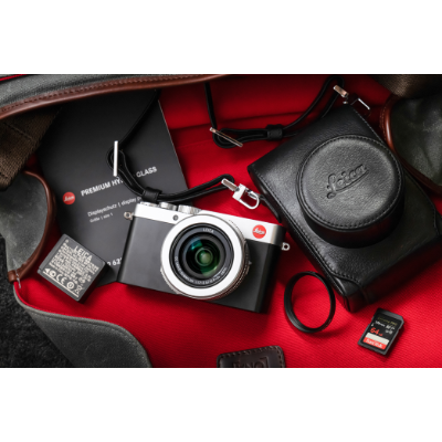LEICA D-LUX 7 Silver Complete Bundle *Limited Offer*