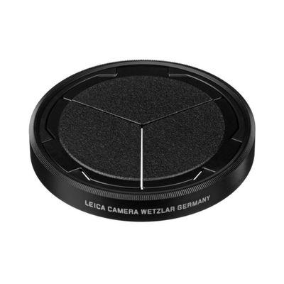 Auto lens cap, black D-Lux